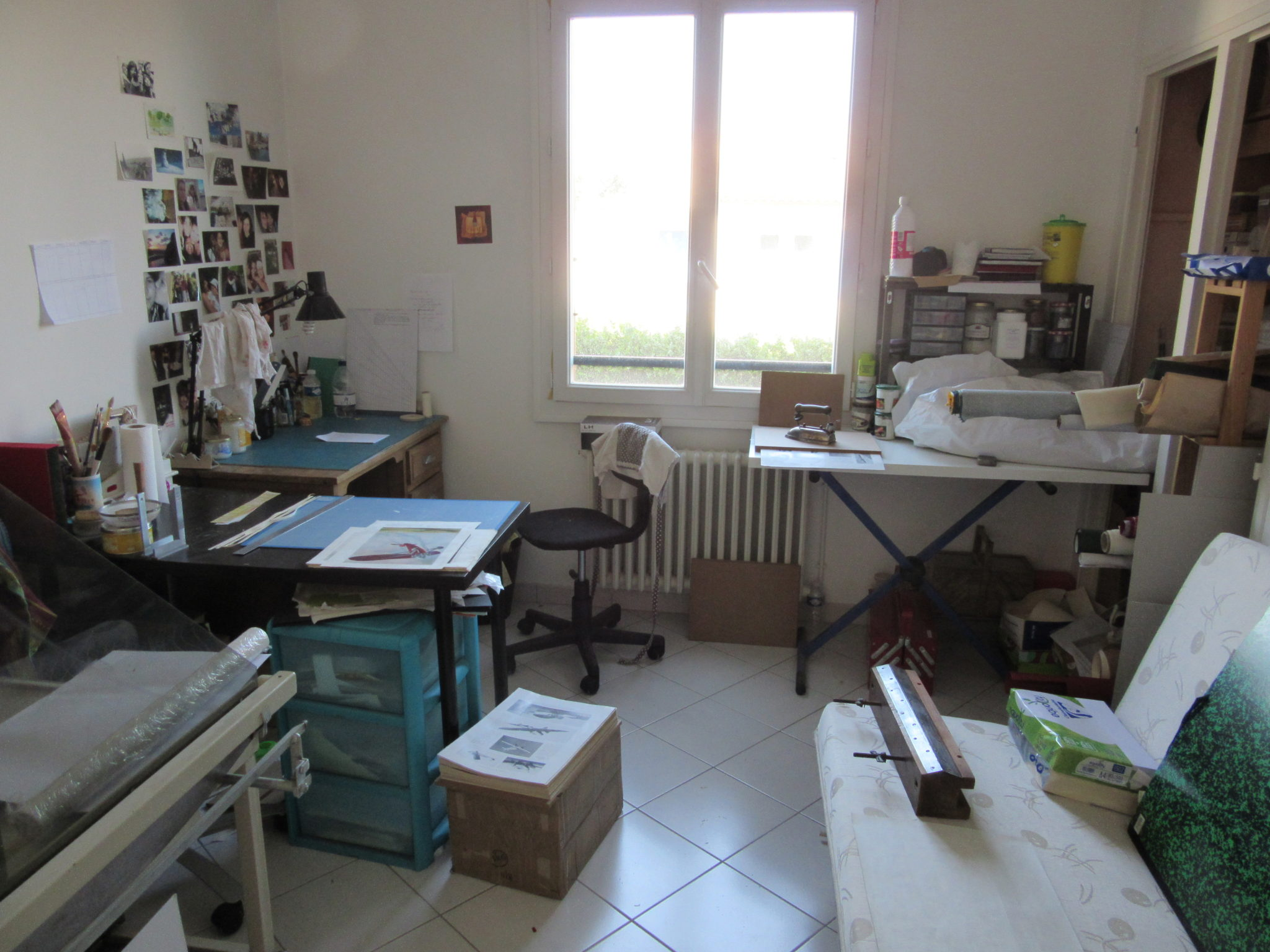 atelier chambre