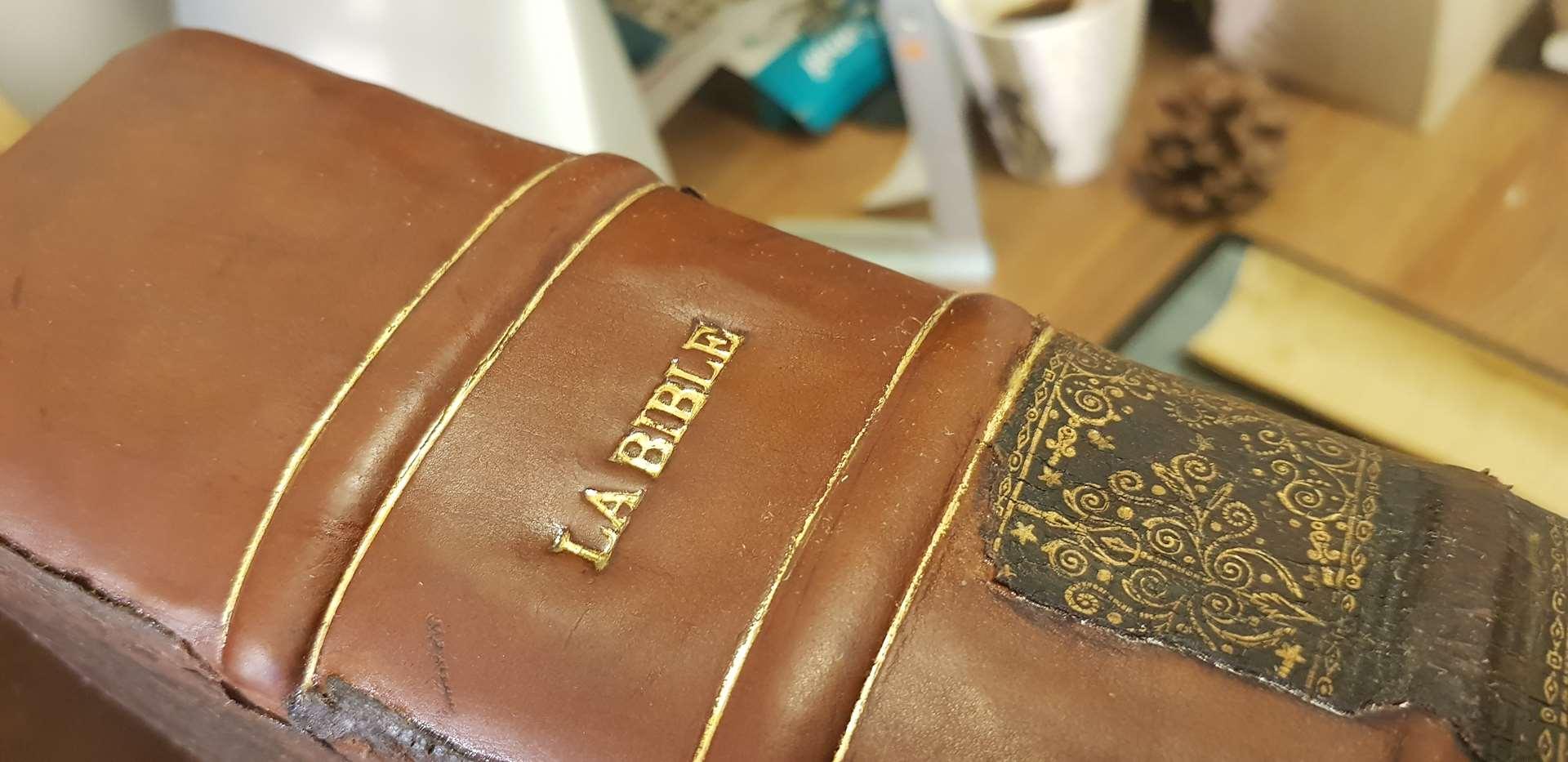 dorure bible